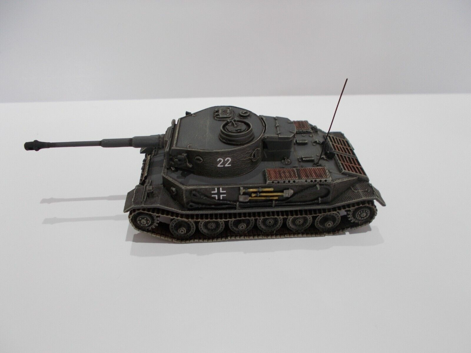 1 76 WW2 BUILT & PAINTED GERMAN VK 45 01 45 01 45 01 (P) HEAVY TANK