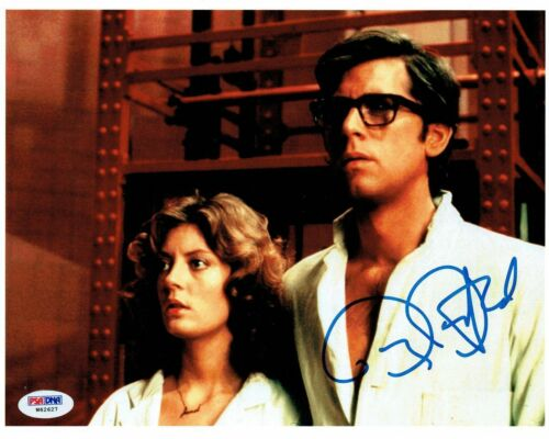 Barry Bostwick Signed Rocky Horror Authentic Autographed 8x10 Photo PSA//DNA #2