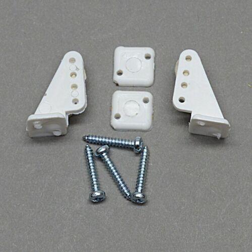 SLEC 2 piccole corna di controllo VITI DI FISSAGGIO