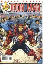 9.2 #78 #423 May 2004 Marvel NM Iron Man 1998 Series