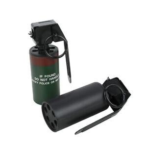 Tactical Dummy Flash Bang Grenade MK13 Short Plastic Cement Model Cos Prop Toys