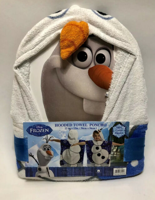 Disney Frozen Chillin 100/% Cotton Beach//Bath//Pool Towel 28 x 58