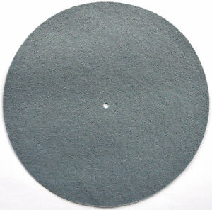 Pro Ject Slipmat Turntable Slipmat Felt Mat 11 5 8in Light