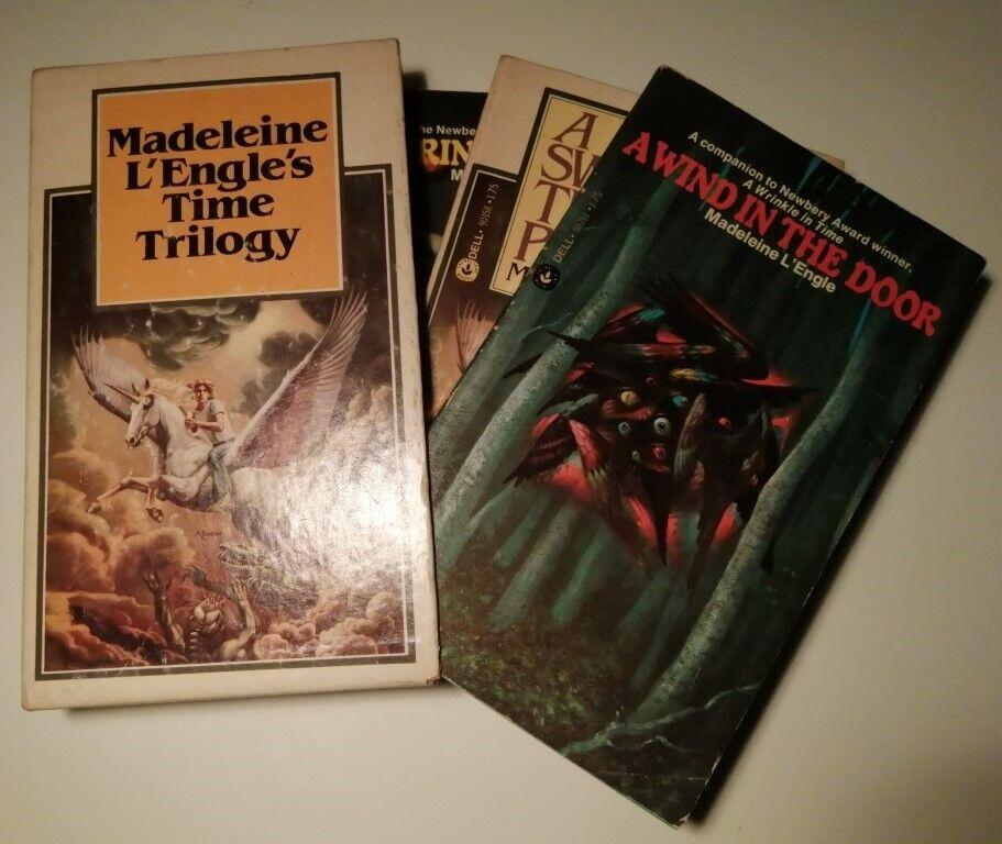 Wrinkle in Time Trilogy, Madeleine L'Engles, genre: