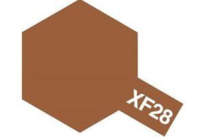 TAMIYA 81728 Peinture Acrylique XF-28 Cuivre Bronze / Dark Copper