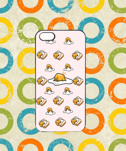 Gudetama JAPANESE Lazy Egg Funny Case For iPhone iPad Samsung Galaxy Cover 400