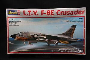 XP080-REVELL-1-72-maquette-avion-4347-L-T-V-F-8E-Crusader