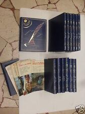GUIDE TURISTICHE FABBRI L'ITALIA 7 VOLUMI + 7 COFANETTI FRATELLI FABBRI EDITORI