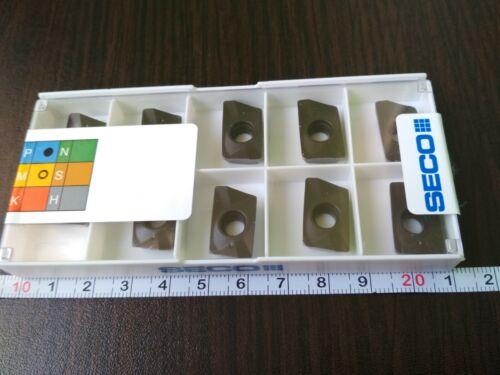SECO XOMX 180608TR-M14 MP2500 10 PCS Original carbide inserts FREE SHIPPING
