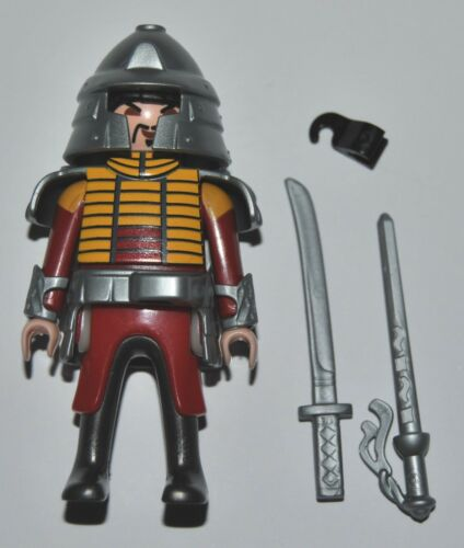 503526 Samurai playmobil,oriental,guerrera,warrior