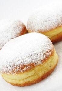 WohltäTig 1 Kg Süßer Schnee Dekor Puder Zucker Dekorierpuder 1000g Durch Wissenschaftlichen Prozess Kuchen & Gebäck