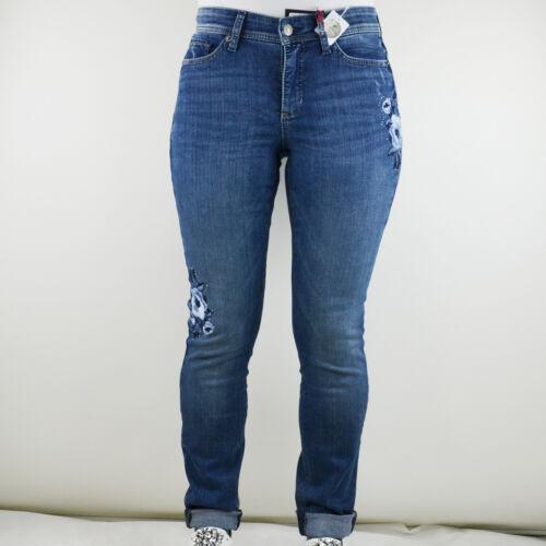 36 38 40 /& 42 NUOVO CAMBIO Donna Jeans Pantaloni par 9128 004143 5221 tg