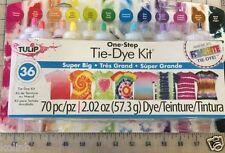 Tulip One-Step 12 Color Tie-Dye Kit Super Big Tie-Dye