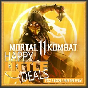 Mortal-Kombat-11-PC-STEAM-GAME-GLOBAL-NO-CD-DVD-Fast-Delivery