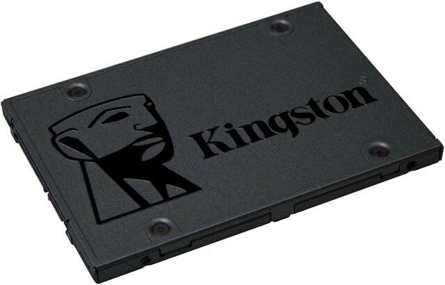 """Kingston SSD 240 GB Series a400 2.5"""" Interface SATA III 6 GB/s"""