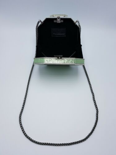 Made 898 Limited Dannijo Metallic Number Clutch Octavia qagHgY