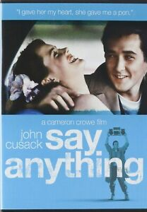 Say Anything DVD NEW