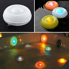 Underwater Floating Color Change Pond Pool For Spa Swimming Show Light