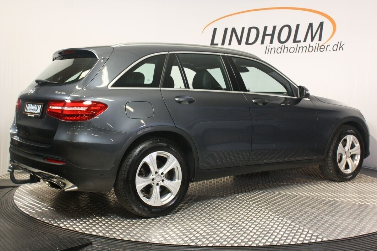 Mercedes GLC250 Exclusive aut. 4Matic