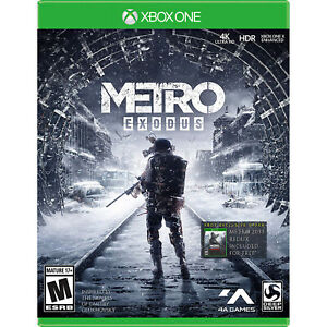 Metro Exodus - Day One Edition Xbox One [Brand New]