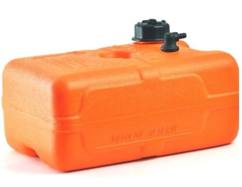 HULK 22-Litre 5//16 Barb Outboard Fuel Tank All Outboards 44804