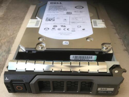 "Dell 600GB SAS 15k Hard Drive 3.5/""  in Dell Caddy Equallogic or Dell Servers"