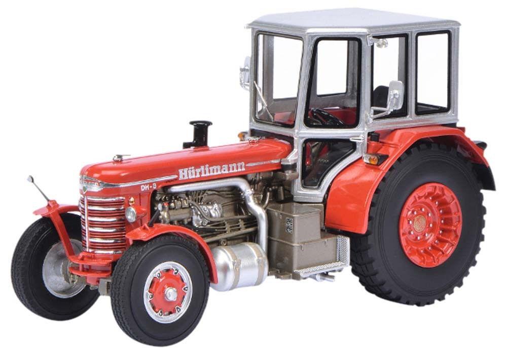SCH8954 - Tracteur HURLIMANN DH 6 édité à 1000 unités - 1 32