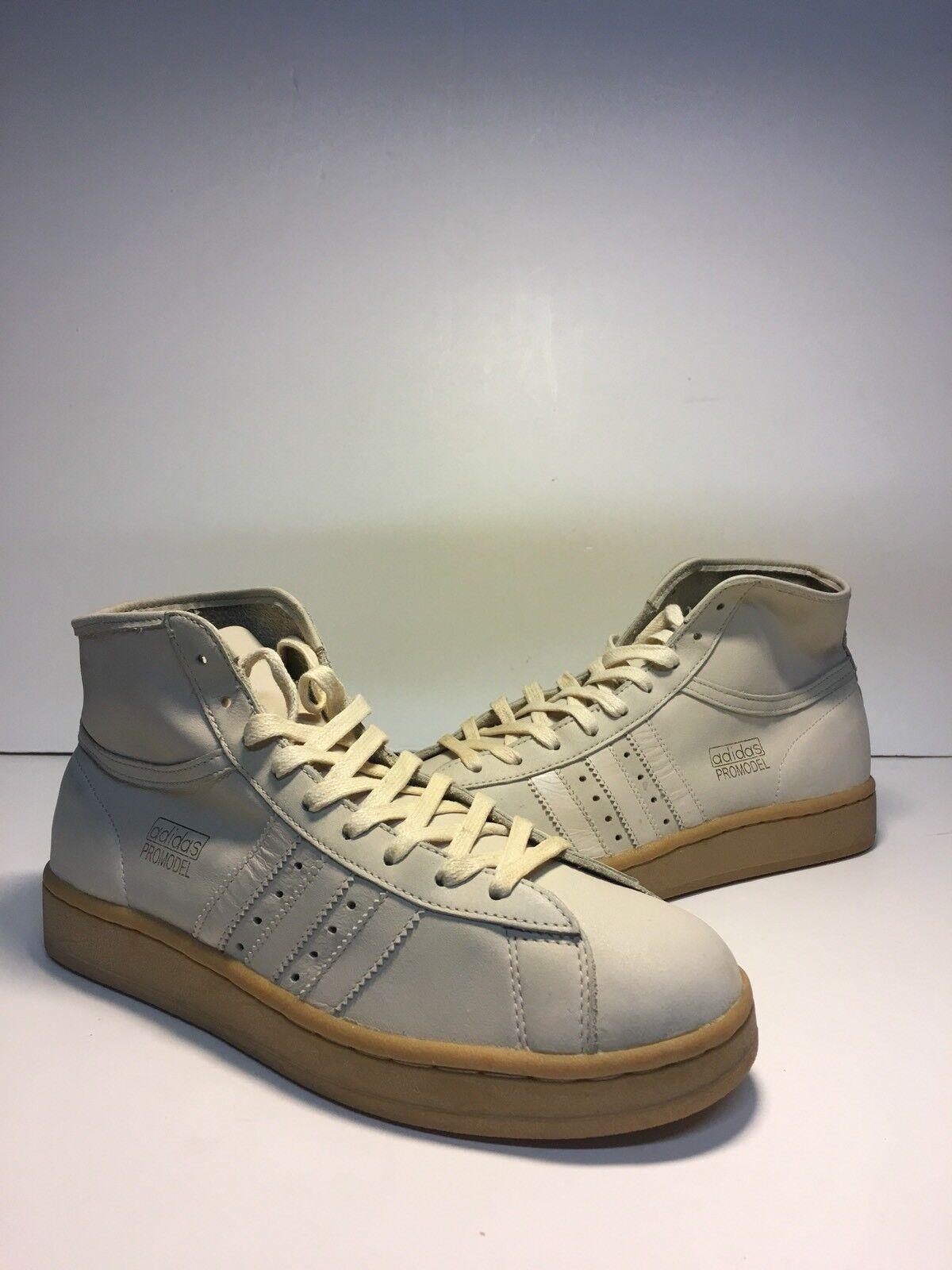 Adidas Pro Model Mens Size 7.5 Nubuck Vintage 2004
