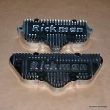 Rickman 8-valve Valve Cover SET Triumph 650 700 750 TSS ahrma nourish CNC billet