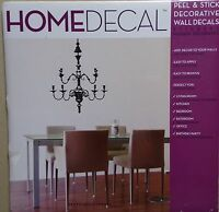 Stickers Muraux Home Decal - Lustre