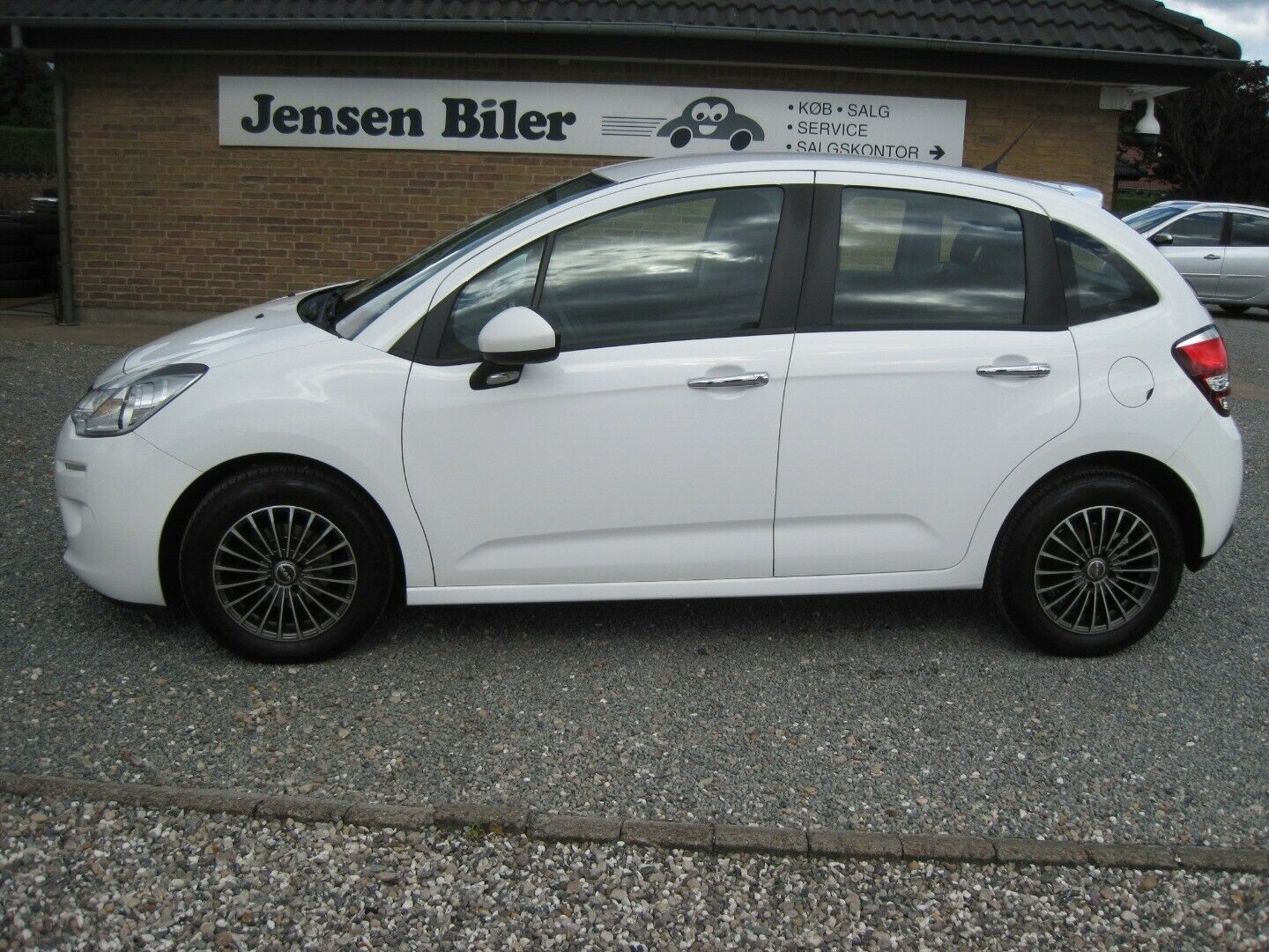 Citroën C3 1,2 PT 82 Seduction 5d - 55.200 kr.