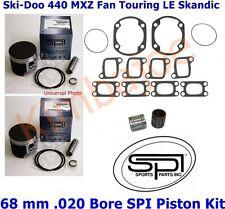 Ski-Doo 440 MXZ Fan Touring LE Skandic 68 mm .020 Bore SPI Top End Piston Kit