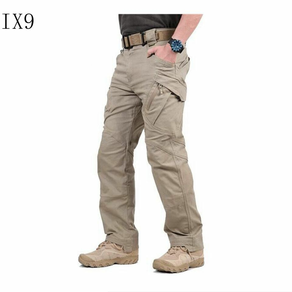 Mens TAD IX9 Military Tactical Combat Swat Training Military Pants Leisure Pants