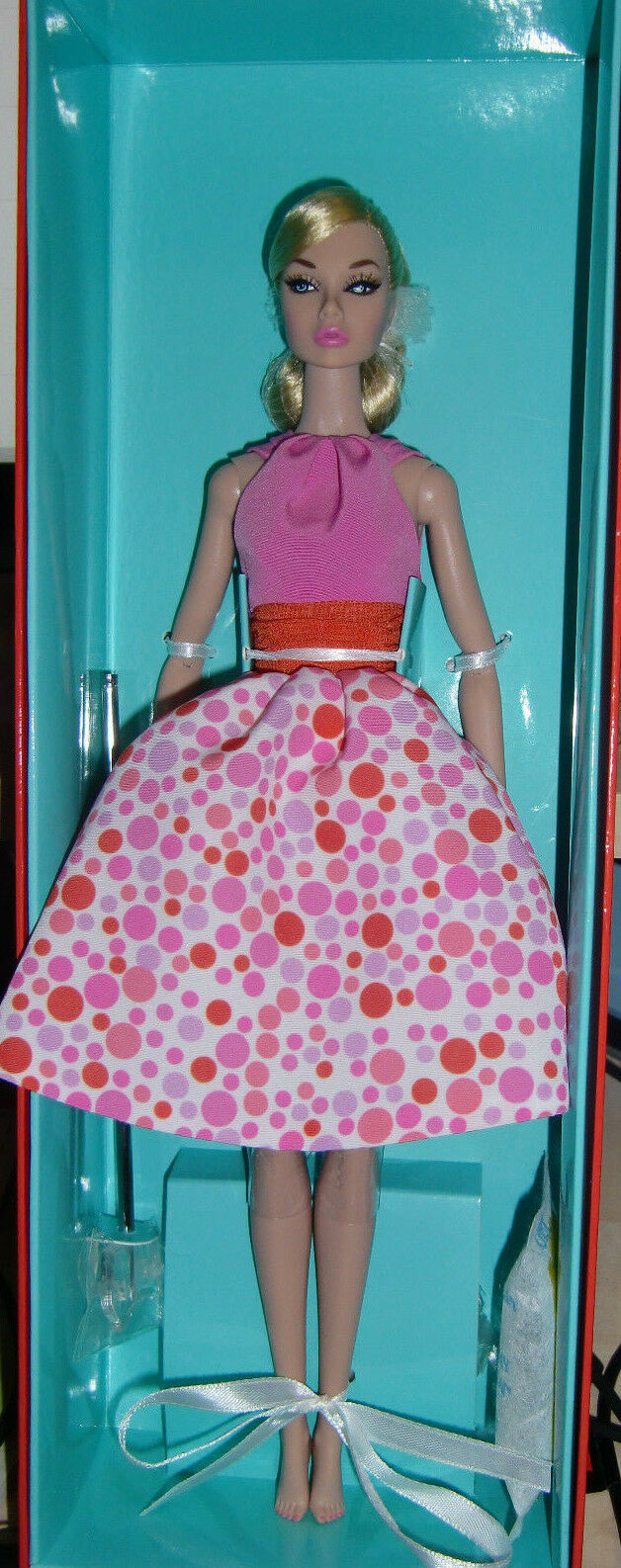 2018 Fashion royalty royalty royalty Soda Pop Saterday Poppy Parker W-Club doll NRFB dc3598