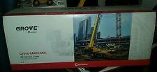 New Grove GMK 6300L crane new in box still in box