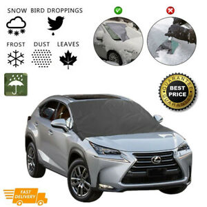 Magnetic-Car-Windshield-Snow-Cover-Winter-Ice-Frost-Guard-Sunshade-Protector-HOT