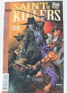 Saint of Killers #2 Sept DC//Vertigo Comics 1996 Preacher Special