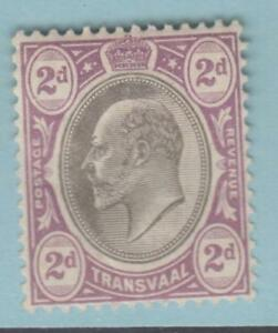 TRANSVAAL-254-MINT-HINGED-OG-NO-FAULTS-EXTRA-FINE