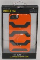 Lifeworks The Gladiator - Model: Lw-5p40ij Case For Iphone 5/5s - Orange