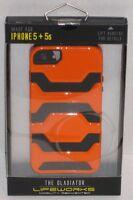 Lifeworks The Gladiator - Model: Lw-5p40ij Case For Iphone 5/5s - Orange