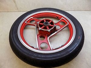 Details about Yamaha RZ350 Front Wheel RZ 350 1984 #2