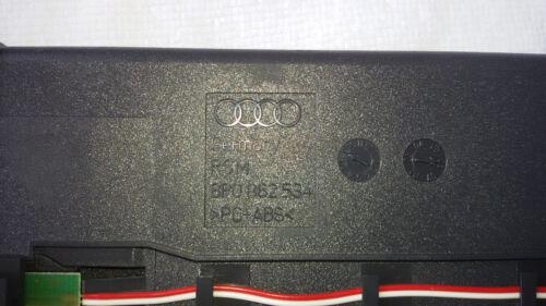 8P0862534C 5PR Genuine Audi A3 8P S3 Dash Cup Holder Assembly w// Illumination
