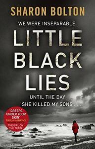 Piccolo-Nero-Lies-di-Bolton-Sharon-Nuovo-Libro-Libro-in-Brossura