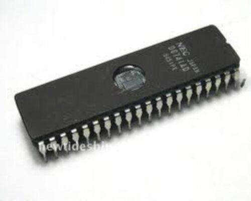 NEC D8741AD CDIP40 8-Bit Microcontroller