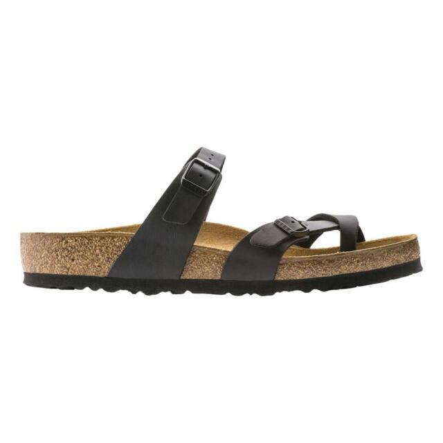 Birkenstock Mayari Regular Sandal - Black NEW