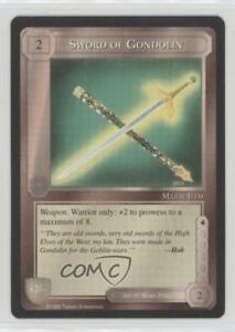 6607a97409a Details about 1995 Middle-earth Collectible Card Game - The Wizards #NoN  Sword of Gondolin 2k3