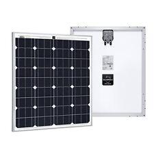 Solar Panel Solarworld SW 80 (80W/12V) Mono RHA for Off-Grid Systems RV's, boats