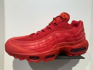 Nike Air Max 95 Triple All Red On Red