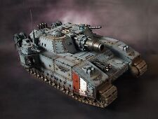WARHAMMER 40K SHADOWSWORD/STORMLORD (Stormsword) Super Heavy Tank Pro Painted