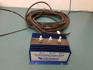 Used-48120-Cole-Hersee-Isolator-Guard-with-cables